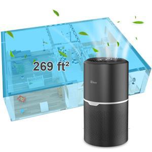 Black+Decker air purifier