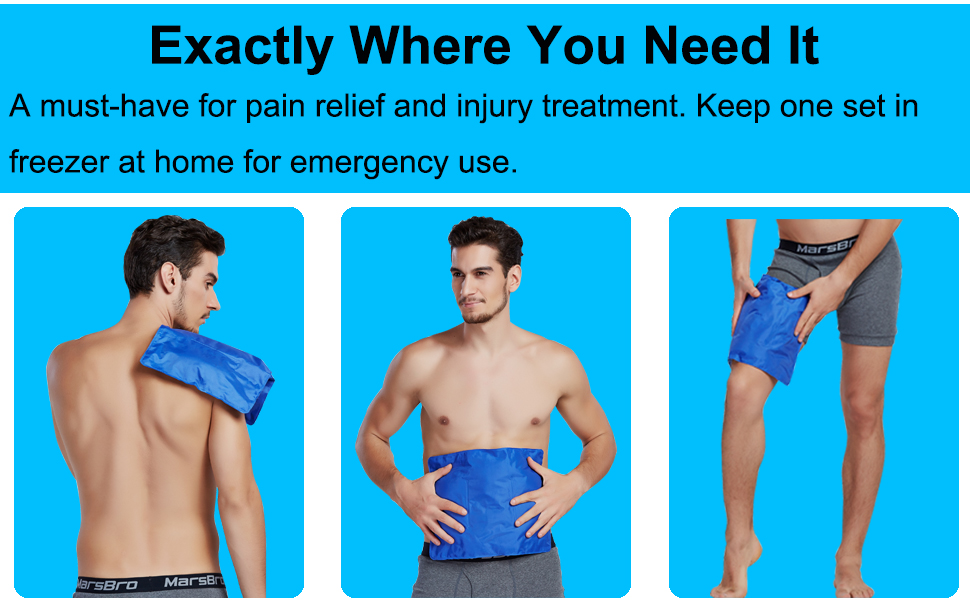 large ice pack no wrap 5