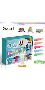 essort new tie dye kit