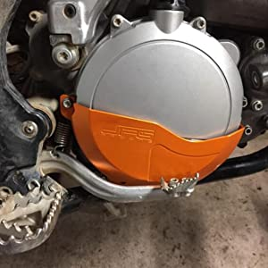 Engine Case Clutch Cover Guard Protector