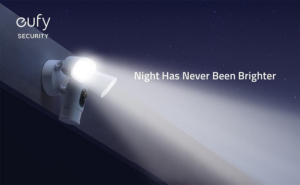 night never brighter