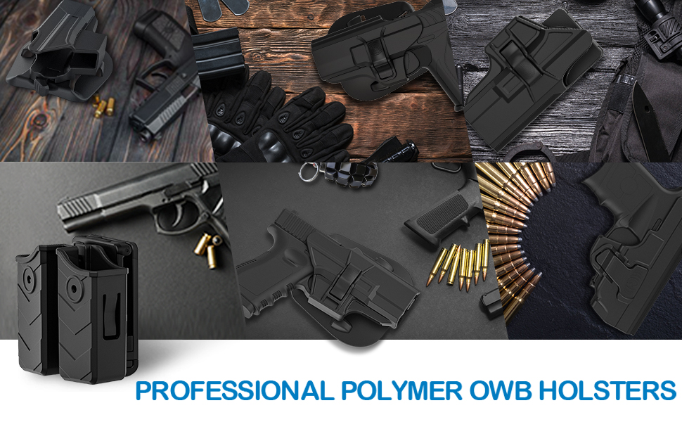 Professional OWB Holsters