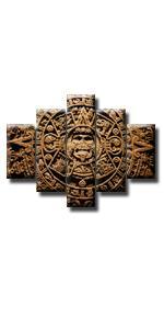 aztec ancient mexican pyramid of the sun mexico mesoamerican city of teotihuacan mayan ei castillo