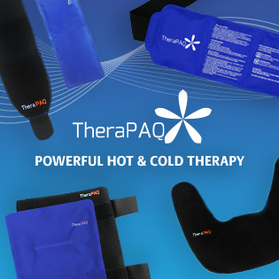 TheraPAQ Powerful Hot and Cold Therapy