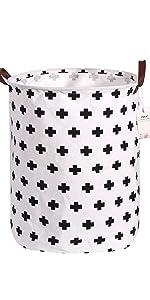 white laundry basket waterproof