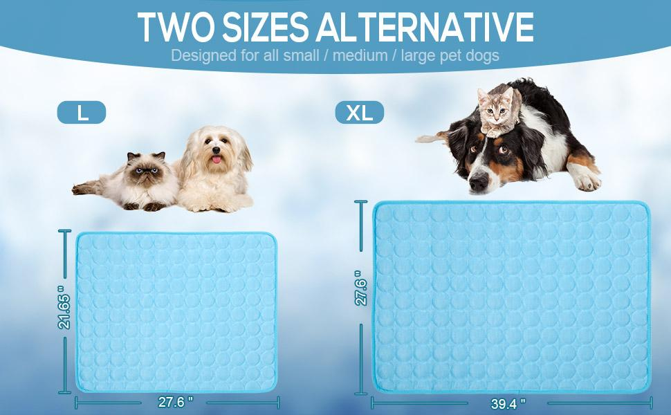 pet cooling mats for cats