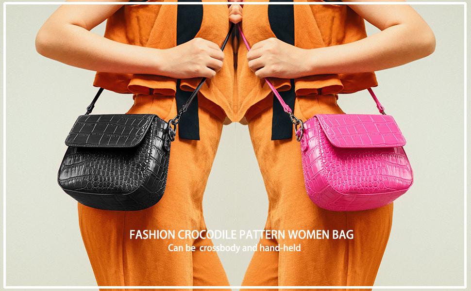 Crocodile Purses And Handbags For Women