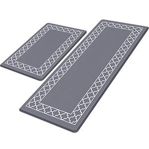 2PCS kitchen mat