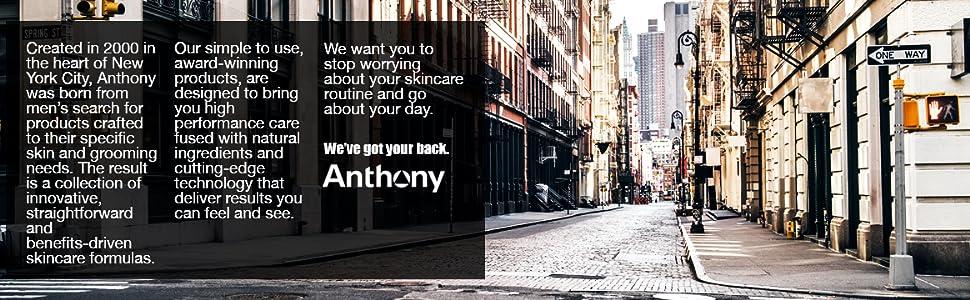 Anthony Skin