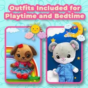 tiny tukkins dog box playtime bedtime