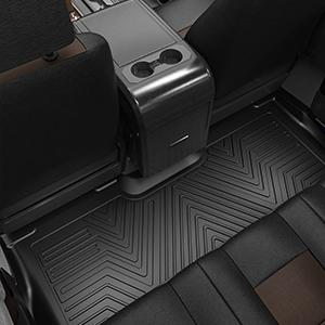YITAMOTOR Custom Fit Floor Liners for 2015-2021 Ford F-150 SuperCrew Cab