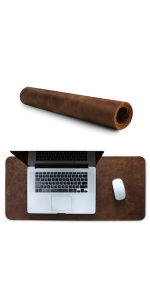 Londo Genuine Leather Extended Mouse Pad