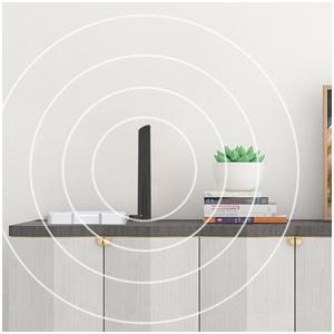 Enjoy indoor signal boost