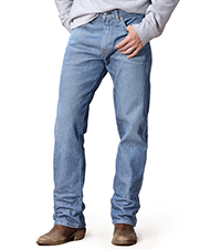 Western Fit Cowboy Jeans