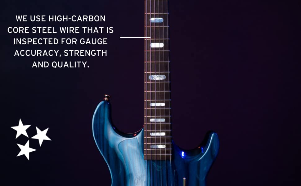 Electric 2 High Carbon