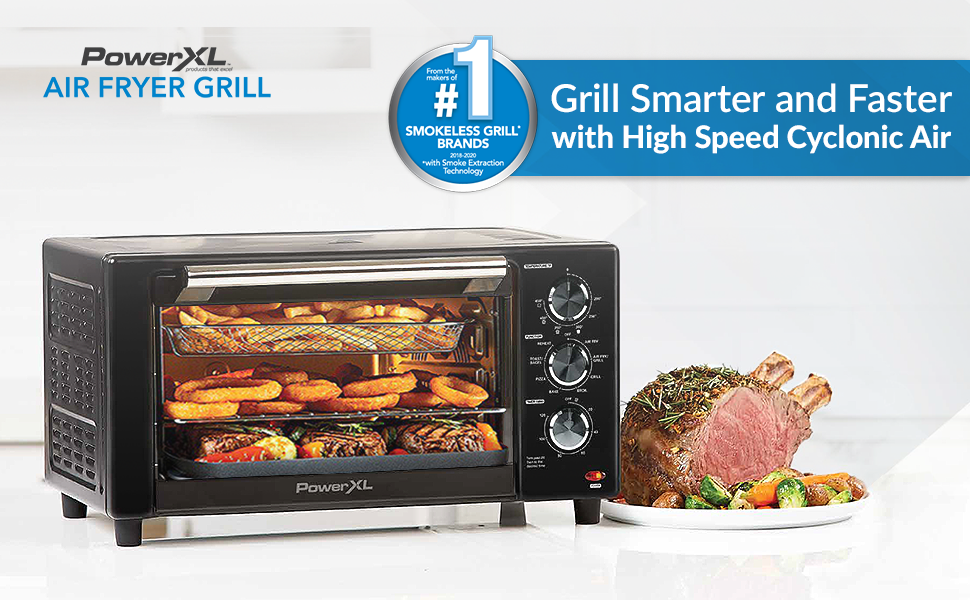 PowerXL air fryer grill