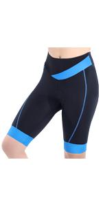 cycling shorts women bicycle spinning padded bike shorts
