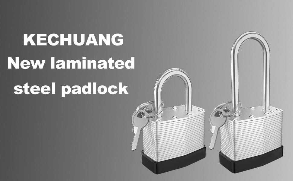 Product Features Of Laminated Steel Padlock
