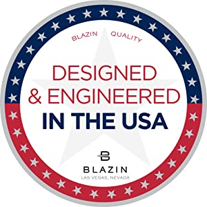 Designed and Engineered in the USA