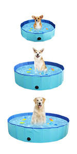 pet bath pool