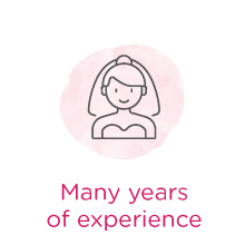 Many years of experience