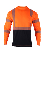 safety shirts for men long sleeve