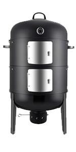 Realcook 20 Inch Smoker Grill