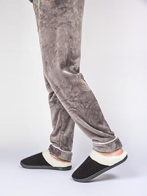 cotton slippers for men