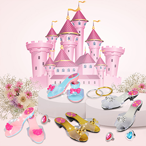 Girl toy shoes