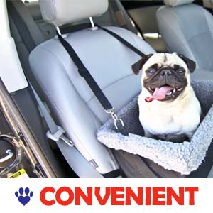 dog booster seat for small dogs