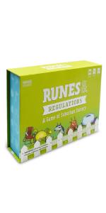 Runes amp;amp;amp; Regulations
