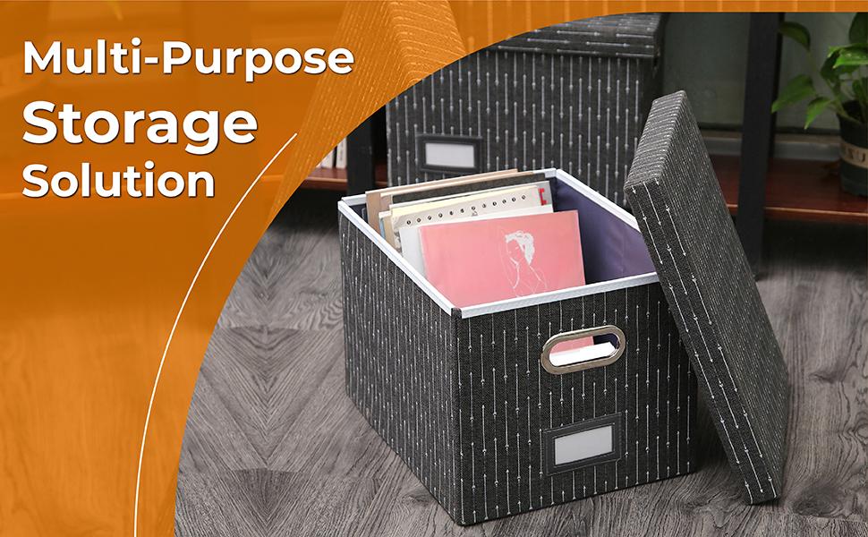 Multi-Purpose Storage Solution