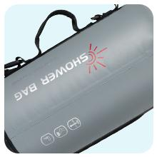 portable shower for camping, portable shower, simple shower portable camping shower, shower pump