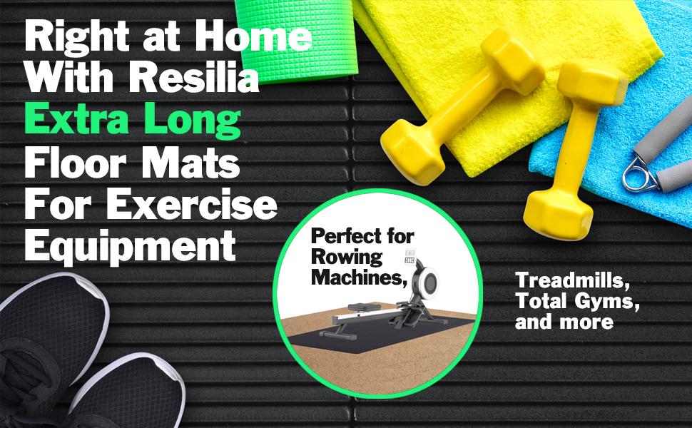 Extra Long Exercise mats