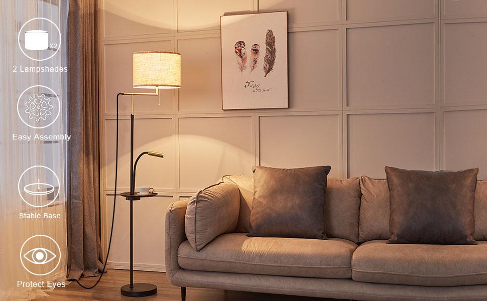 floor lamps modern