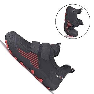 soft kids hiking shoes