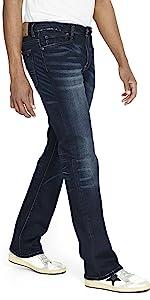 Bootcut KING Jeans by Buffalo David Bitton