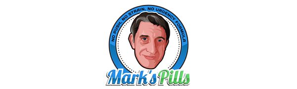 Mark's Pills Regulates Bowel Movements | Gentle Relief from Constipation | Dietary Supplement