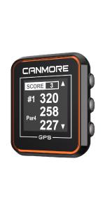 CANMORE H300 Golf GPS Rangefinder