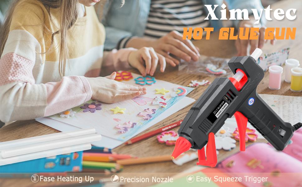 60/100W Hot glue gun