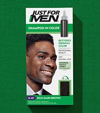 Shampoo-in Color box