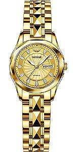 women gold watches