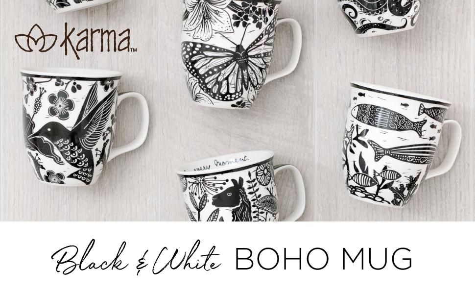 Boho Mugs