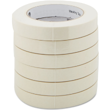 "white masking tape 60 yds 3"" core"