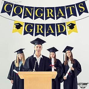 Graduation Grad Banner Decorations