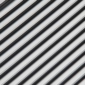 exterior return air grille