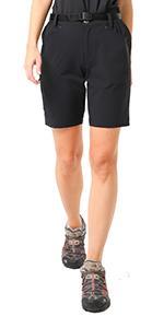 stretch hiking shorts