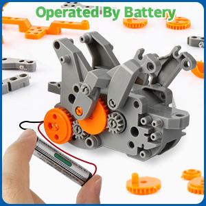 11-in-1 Solar Robot Kit