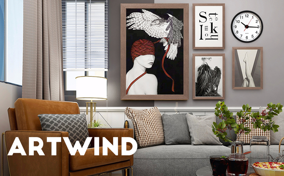 ARTWIND picture frames