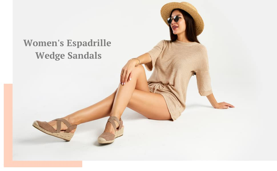 womens wedge sandals